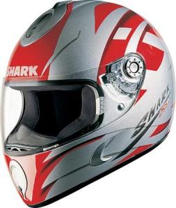 Shark Helm S 800 Fashion,rot XL (Bitte wählen: XL)