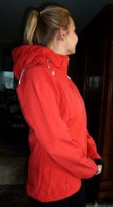 Canyon Women Sports Softshelljacke rot (Größe: 46)