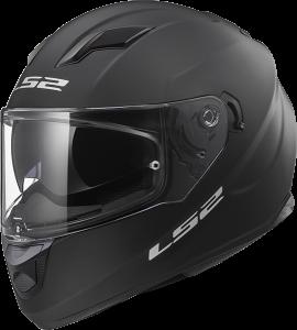 LS2 Helm Stream Evo FF320 matt black (Größe: S)