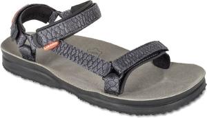 Lizard Damen Sandale Super Hike Outdoorsandale skindark grey (Größe: 40)