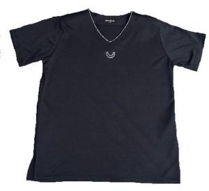 Damen T-Shirt Anna Menotti- Marine Gr. 44-46 (Bitte wählen: 44/46)