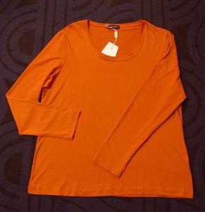 Gläser T-Shirt orangerost (Bitte wählen: 46)