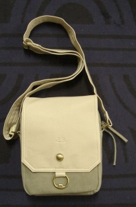 Tasche David Jones Collection -Creme-Khaki