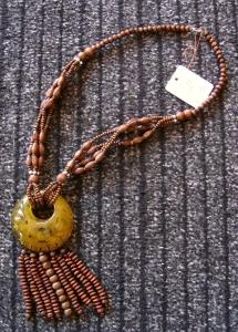 Halskette Ethno-Look Modeschmuck