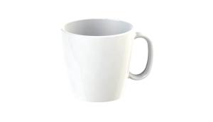Waca PBT Tasse weiss 230 ml