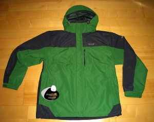 Regatta Herren Outdoorjacke Whitewater Stretch (Größe: L)