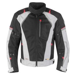Germot X-Air Evo Motorradjacke Mesh Herren (Größe: L)