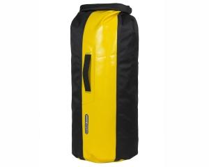 Ortlieb Drybag Packsack PS490 Größe L schwarz-sunyellow