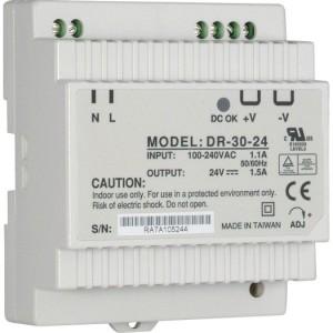 AC/DC-Konverter 12V/54W REG, 5TE für 12V LED/NVH