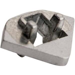 ALU-Verbinder Eck 45° Aluprofil SlimLine Eck 45°