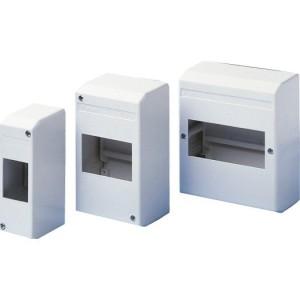 APV-Kasten 4 TLE 1-rhg, IP 30 (PE/N 598.081)