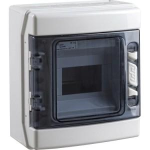 APV-Kasten 6 TLE, IP65, 1-rhg.