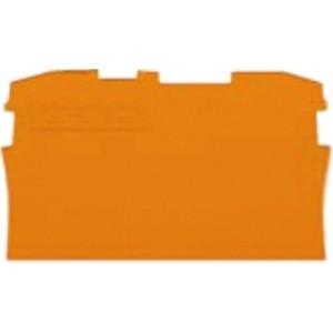 Abschluss- und Zwischenplatte für N-Trennklemme 16qmm