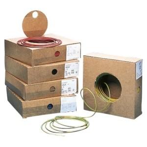 Aderleitung H07V-K 6,0 flexibel, grau, 100m Ring