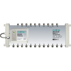 Aktiver Multisch. SPU 916-05 9 in 16 basic-line