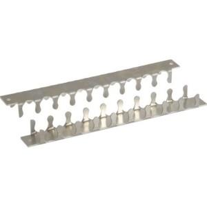 Alu-Schelle 9-fach für FBY-Rohre M20
