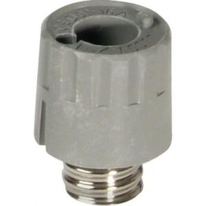 D0-Schraubkappe, 16A D01, E14, 400V, Kunststoff