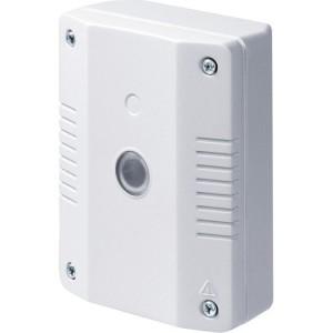 Dämmerungsschalter mit Sensor zur Aufputz-Montage, weiß,230V