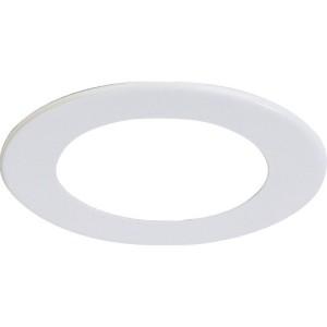 Dekorblende für ThermoX passt für ø68+ø75mm, weiß