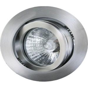 Deluna-V4A, rund, schwenkbar, Clipverschluss