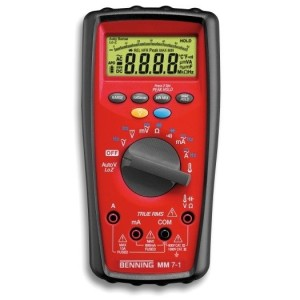 Digital Multimeter BENNING MM 7-1