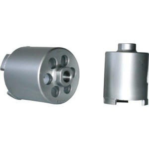 Dosensenker für SK2-Absaugung mit Lochdeckel,ø82mm