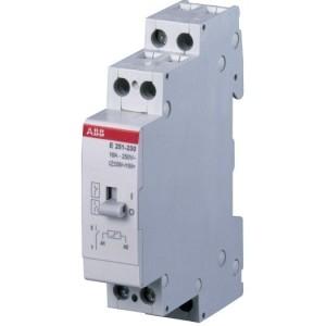 E 255-12, 12VAC,6VDC Stromstoßschalter