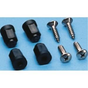 Einbausatz für CEE-Dose 16/32A schräg, für Kunststoffgehäuse