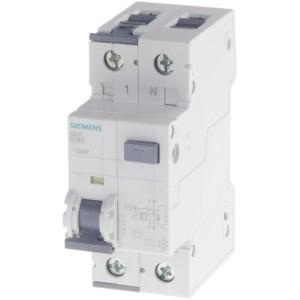 FI/LS-Schutzeinrichtung Typ A (PSE/SSF), 10kA, 1+N-pol C 16A