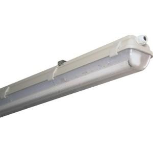 Feuchtraum- Wannenleuchte 36W für LED vorverdrahtet