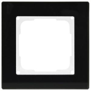 Fusion Glasrahmen 1f., sw Rahmen 1 fach, weiß