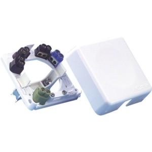 Geräteanschlußdose für UP-Montage, 5x6,0qmm
