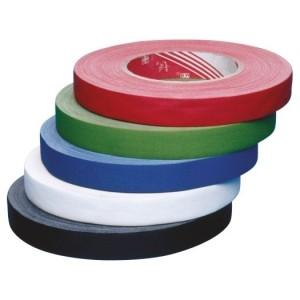 Gewebe-Isolierband, farb.sort Stärke=0,28mm, Breite=19mm,