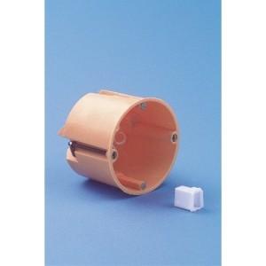 Hohlwand-Schalterdose, ø 68 mm, flach, 47 mm Tiefe