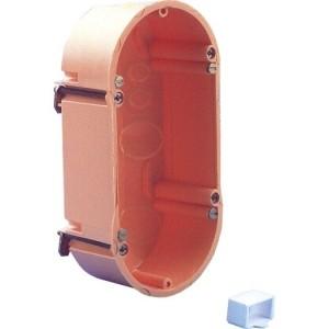 HW-Dose dopp. 49mm ø 2x68mm or mit Metallkrallen