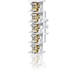 Hauptleitungsabzweigklemme 5 polig, 2x25mm², 2x16mm²