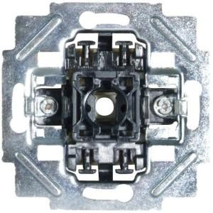 Hybrid Taster, Wechsler, 1-pol 10A,250 V, 50 Hz, Steckklemmen