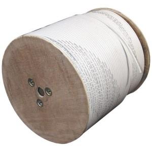 Koaxialkabel STANDARD 95dB, 128x0,12 Al, 75 Ohm, 500m Ring
