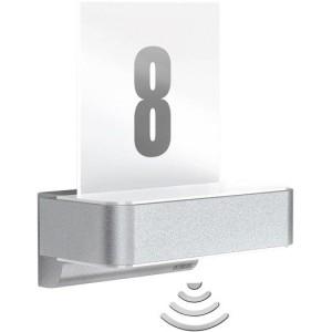 LED-Hausnummernleuchte, 810 Design Sensor Außenleuchte