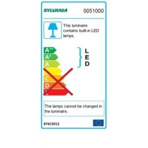 LED-Linenleuchte 4W, 30cm warmweiß 830, 300Lm, 3000K