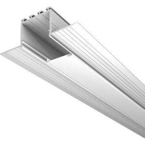 LED-Profil ALU 24mm/2m Abdeckung frosted für