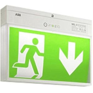 LED Sicherheitsleuchte, NEL-3 IP54, DIN EN ISO 7010