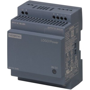 LOGO! Power 24 V / 2,4 A 72 mm breit