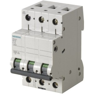 LSS3-pol.,13A,C-Char.-SI 230/400V,5SL6,C13