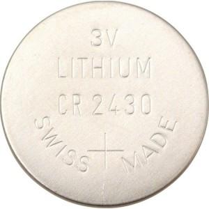 Lithium Knopfzelle CR2430L/1BP *LZ*