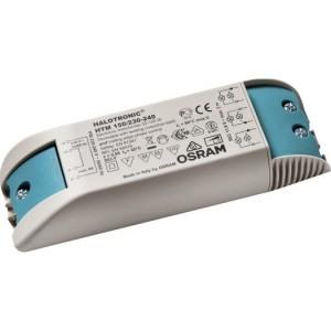 NV-Trafo 50-150VA Osram-Mouse 152x52x35mm, HTM  dimmbar