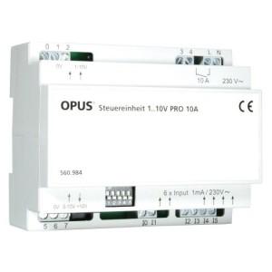OPUS-Tast-Steuereinheit PRO 1-10V, Reg. 10A