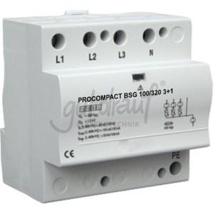 PROSAFE B2S 50/320 TT (3+1)