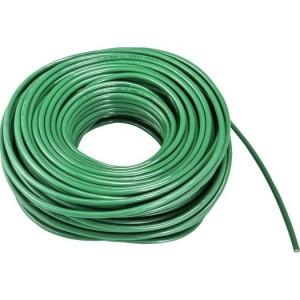 PUR-Leitung H07BQ-F 3G2,5 grün, 50m Ring, RAL-6024,