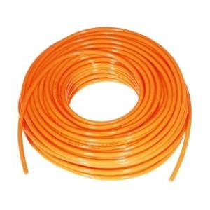 PUR-Leitung H07BQ-F 3G2,5 leuchtorange, 50m Ring,